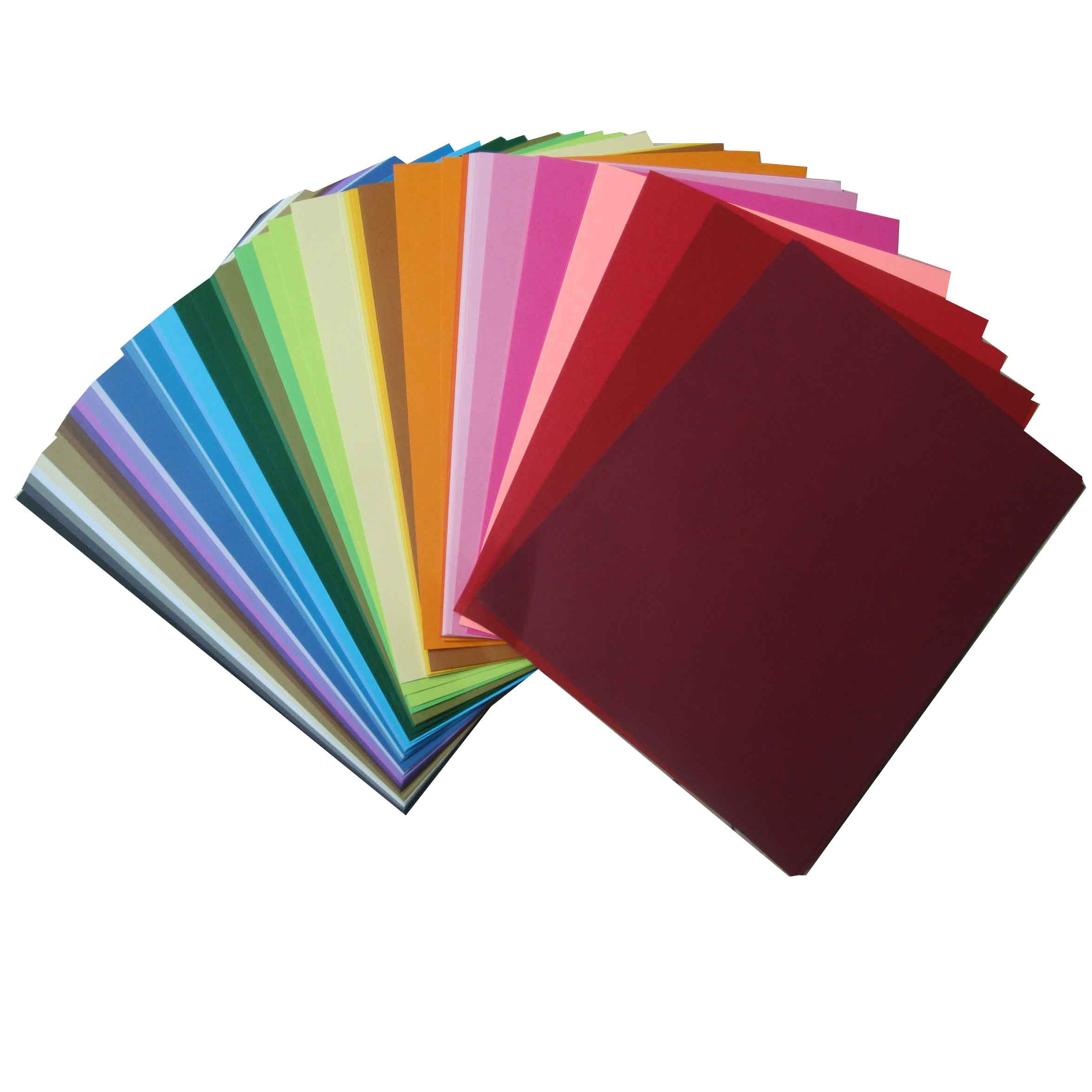 color paperpapelpapier for printingcopyhandicraft and decoration - Color Papers